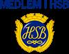 gul och blå logotyp usb